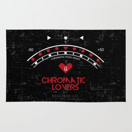 Chromatic Lovers Rug