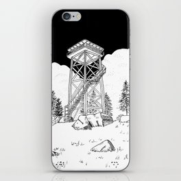 Watch Tower iPhone Skin