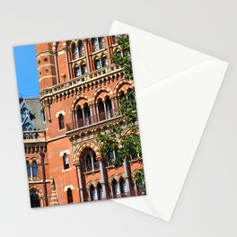 Facade of the St.Pancas Hotel Stationery Cards