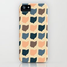 Buckeye State iPhone (5, 5s) Slim Case