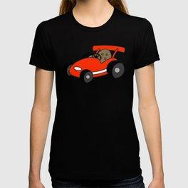 Cartoon Go-Kart T-shirt