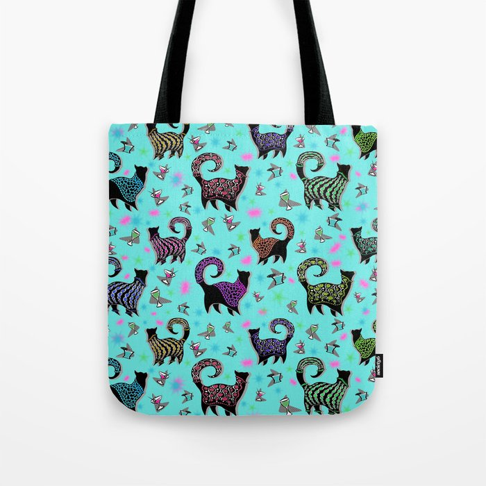 Fabulous Snobby Cats 1 Tote Bag