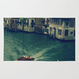 Venice, Grand Canal 3 Rug