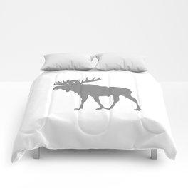 Moose: Grey Comforters
