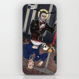 Hannibal Reversible Poster - Series 1 iPhone Skin