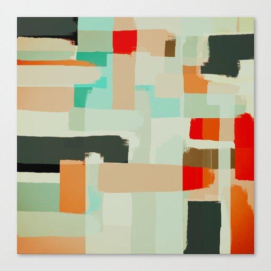 Abstract Painting No. 13 Canvas Print