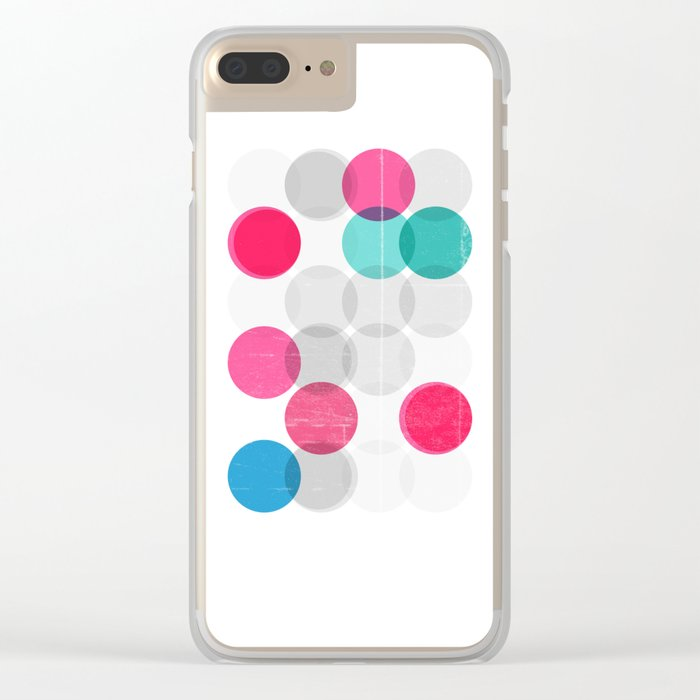 Petri Clear iPhone Case