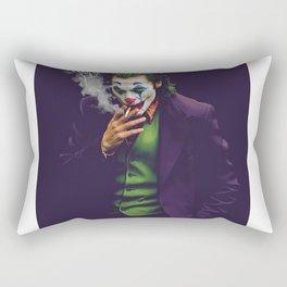 The Joker poster wall art home decor photo  Rectangular Pillow