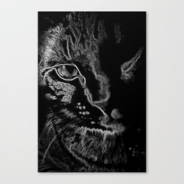 Wilfred- Canvas Print