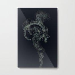 BlackPhillip /Reborn Metal Print
