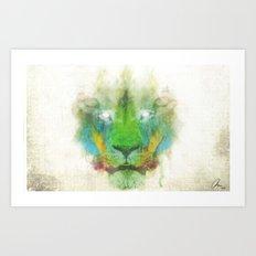 Instinct Art Print