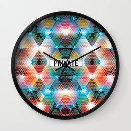 _PRIVATE Wall Clock