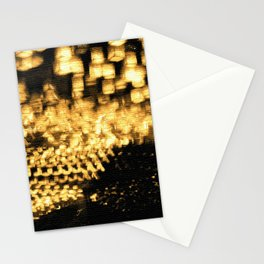 Countless lights Stationery Cards