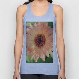 Daisies and Dew Drops Unisex Tank Top