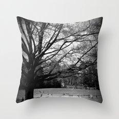 Freedom Park #3 Throw Pillow