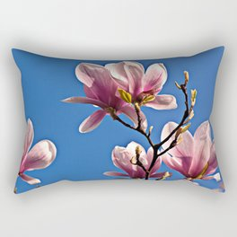 MAGIC MAGNOLIA Rectangular Pillow