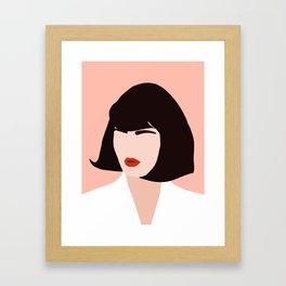 Gemmie Framed Art Print