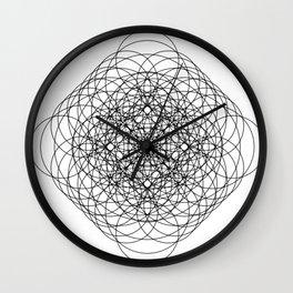Circle Splendor 11 Wall Clock