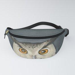 Owl. Gufo. Saggezza. Wisdom Fanny Pack