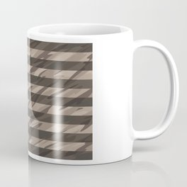 Patriotic Desert Tan Camo USA Flag Coffee Mug
