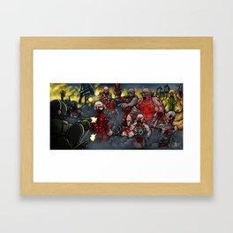 Killing Floor 2 Framed Art Print