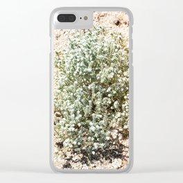 Super Bloom 7313 Paradise Joshua Tree Clear iPhone Case