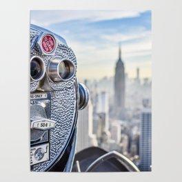 New York City Skyline and Views Poster