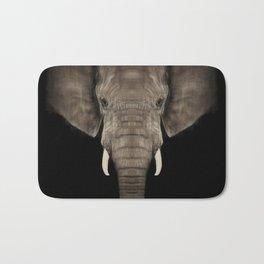 Elephant Sym Bath Mat