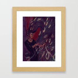 GLEIPNIR Framed Art Print