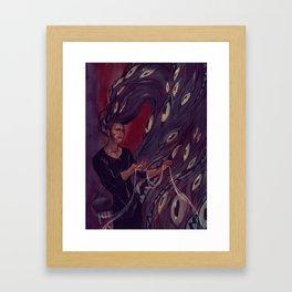 GLEIPNIR Framed Art Print