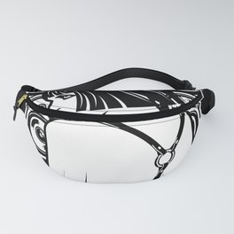 Harness Girl Fanny Pack