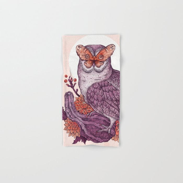 Autumnal Equinox Hand & Bath Towel