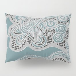 Just a Squiggle Here and There Pillow Sham