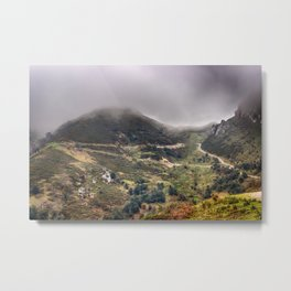 Peaks of Europe 2 Metal Print