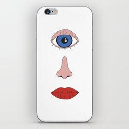 cyclop iPhone Skin