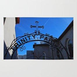 Trinity Parish Episcopal Church Entrance II Rug