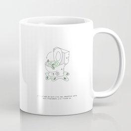J'ai flushé ça Coffee Mug