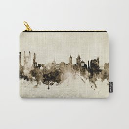 St Andrews Scotland Skyline Carry-All Pouch