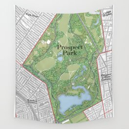 Prospect Park Wall Tapestry