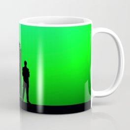 Tardis With The Second Doctor Coffee Mug