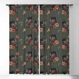 Antique Blackout Curtain