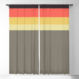 High Desert Blackout Curtain