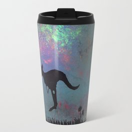 Kangaroo fun <3 Travel Mug
