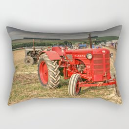 Hanomag R28 Rectangular Pillow