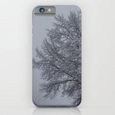 Winter Tree Slim Case iPhone 6s