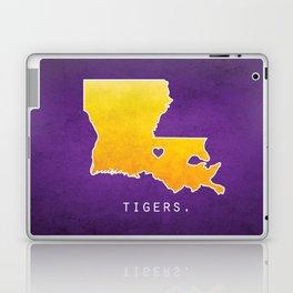 Louisiana State Tigers Laptop & iPad Skin