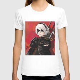 YoRHa 2b T-shirt
