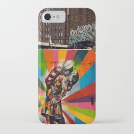 NY Kobra kiss iPhone Case