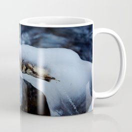 Branch in Ice Coffee Mug
