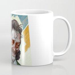 The expression Disco Elysium Coffee Mug